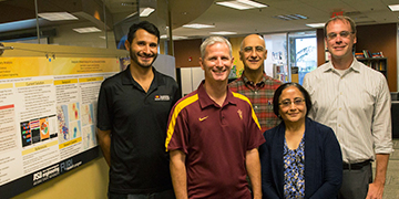 ASU team uses interdisciplinary approach to examine society's food, energy, water challenges