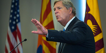 Vilsack: Universities vital to helping farmers survive climate change