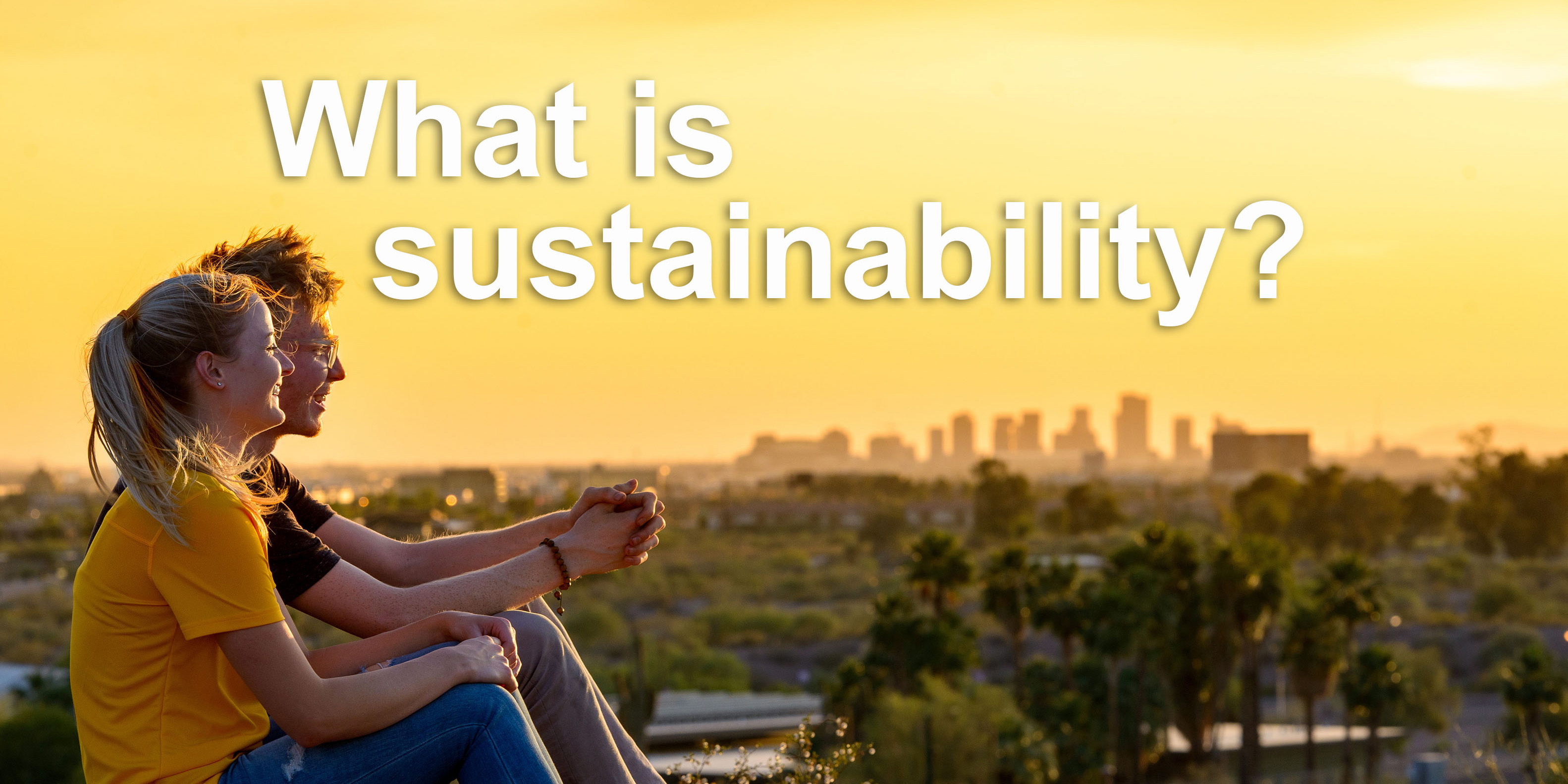 What is Sustainability brochure