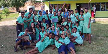 Island Climate Change Education